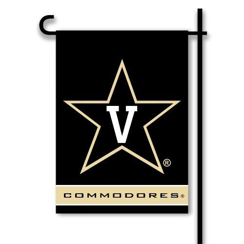 NCAA Vanderbilt Commodores 2-Side Garden Flag