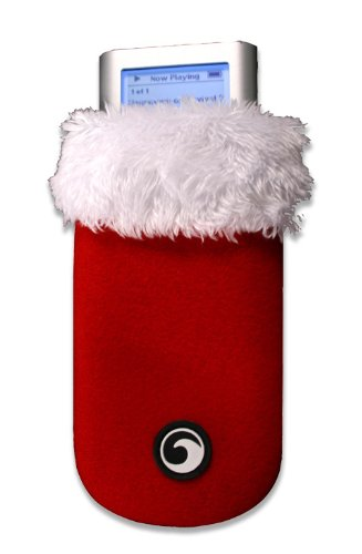 MARWARE 5342-SSSM SportSuit Mini Santa Neoprene iPod Mini Sleeve Case