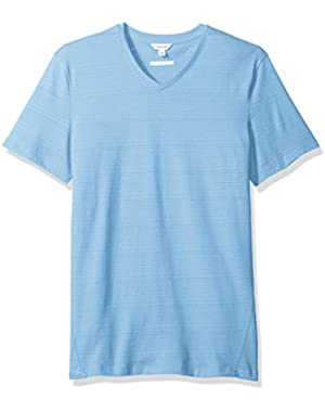 Calvin Klein Men's Slim Fit V-Neck T-Shirt
