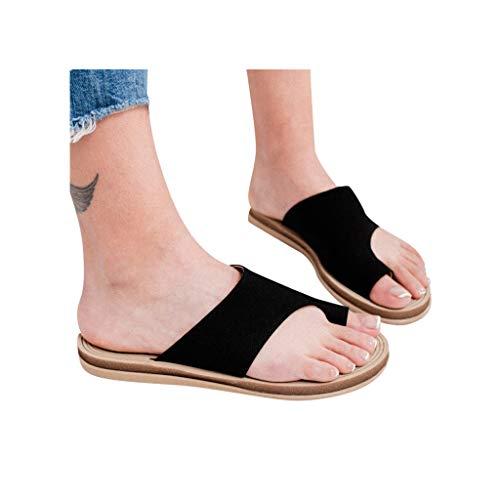 (Dressin Women's Sandals 2019 New Women Comfy Platform Sandal Shoes Summer Beach Travel Shoes Fashion Sandal Ladies Shoes )