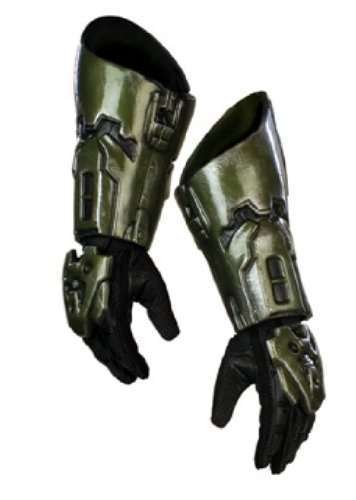 Halo 3 Master Chief Adult Costumes - Halo 3 Master Chief Gloves