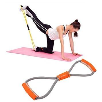 Amazon.com: Povit Yoga Tensión Rally Cinturón Yoga ...