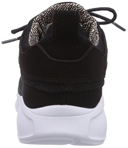 White Sneakers Lyte Nero Unisex da Adulto Roam schwarz Black 10046 Globe Pgc4zq
