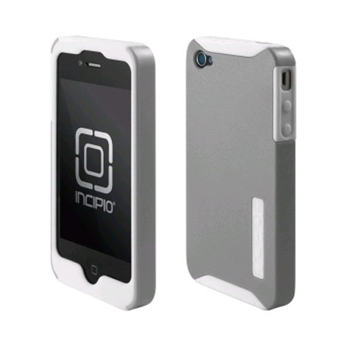 ase for iPhone 4 (White/Silver) (Fits AT&T iPhone) ()