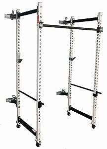 TDS Fold Back full Power Rack: Amazon.es: Deportes y aire libre