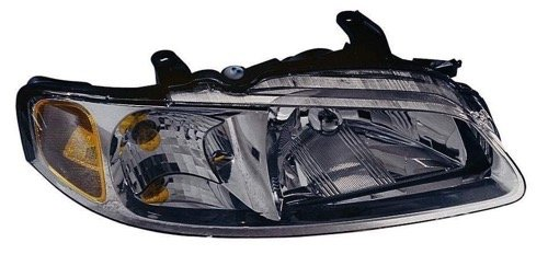 (Go-Parts ª OE Replacement for 2002-2003 Nissan Sentra Front Headlight Headlamp Assembly Front Housing/Lens/Cover - Right (Passenger) Side - (CA + GXE + GXE Sport + Limited Edition + XE) B )