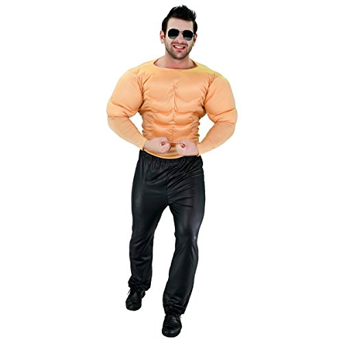 Man's Muscle Suit Costumes (Adult Muscle Suit)