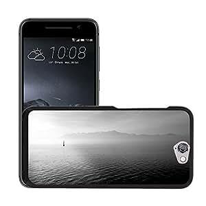 Just Phone Cases Etui Housse Coque de Protection Cover Rigide pour // M00421713 Velero océano abierto Mar // HTC One A9 (Not Fit M9)