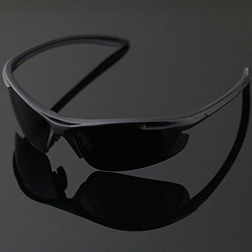 Sanwood noir Homme de soleil Noir Taille unique noir Lunettes xx7FAwqZ