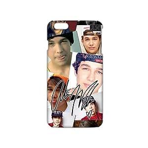 3D Case Cover Austin Mahone Phone Case for iPhone 6 plus 5.5