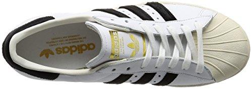 Weiß 80s Schuhe Herren Superstar Adidas wqvpII