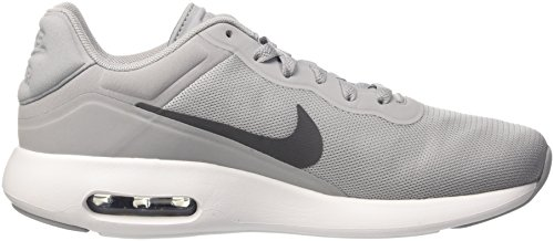 Nike Men's Air Max Modern Essential Low-Top Sneakers Multicolour (Wolf Grey / Dark Grey / Wolf Grey / White) cIaYzp
