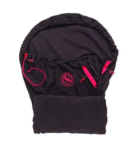 (Big Agnes Sleeping Bag Liner - Fleece, Gray)