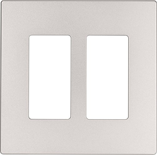 Silver Wall Plate - 7