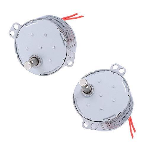 AiCheaX Motor síncrono AC 110V 50 / 60Hz 15RPM CW ...