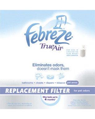 Hamilton Beach True Air Replacement Filter, For Pet Odors 04294-1 ea
