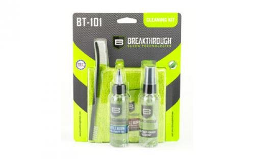 Breakthrough Clean Technologies BT-101 Basic Cleaning Kit by Breakthrough Advanced Firearm Cleaning Technology