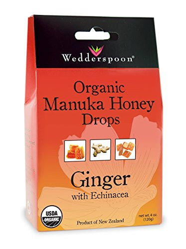 Wedderspoon Organic Manuka Ginger Honey product image