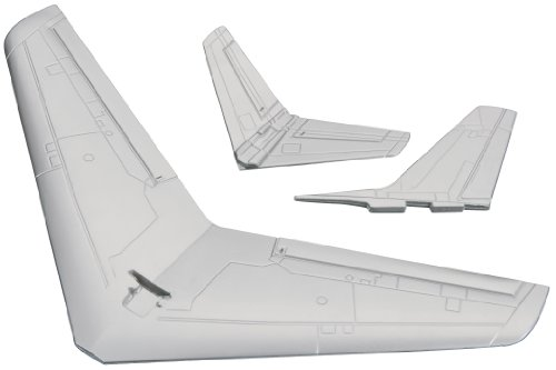 Great Planes Micro F-86 Sabre Wing/Tail Surfaces Set ()