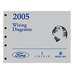 2005 lincoln ls wiring diagram ford motor company amazon com books rh amazon com  2005 lincoln ls radio wiring diagram