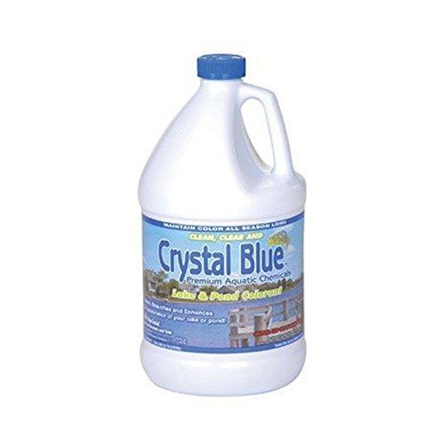 Crystal Blue 00111 1-Gallon Premium Non-Toxic Aquatic Lake/Pond Colorant, 2-Pack