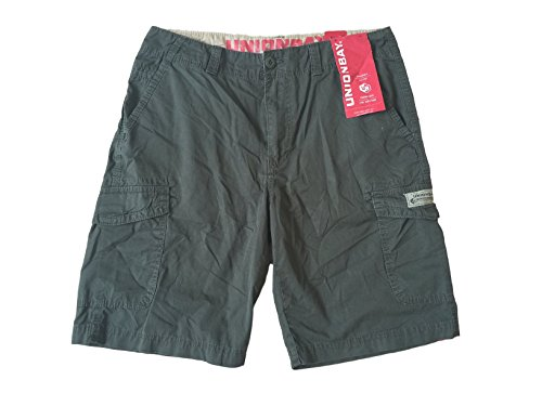 (Unionbay Mens Cargo Shorts (Archer Green, 32))