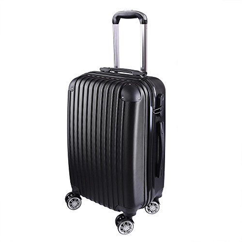 AW Rolling Lightweight Suitcase Lockable