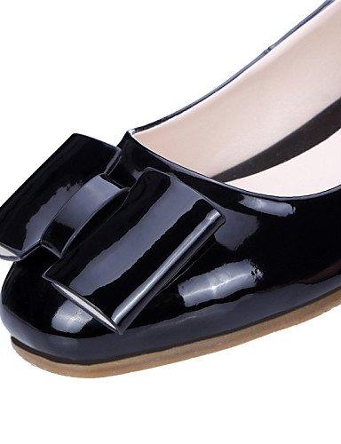 de tal de mujer charol zapatos PDX UxEw8qA1O