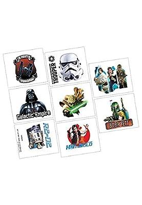 Amscan Star Wars Tattoos