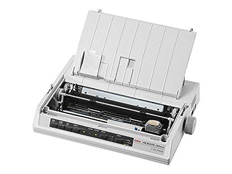 OKI ML280eco (PAR) - Impresora matricial, Sistema de 9 ...