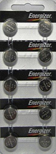 Strip of 10 Energizer A76 (LR44) 1.5v Alkaline Batteries by Energizer