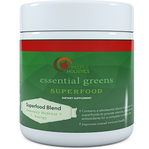 Superfood Nutritional Supplement Vitamins Antioxidants