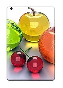 Best 5014315K65489254 Premium Glass Art Back Cover Snap On Case For Ipad Mini 3