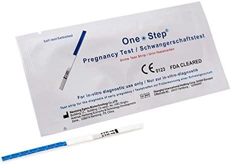 3 X Pregnancy Test One Step Urine Ultra Early Home Testing Strips