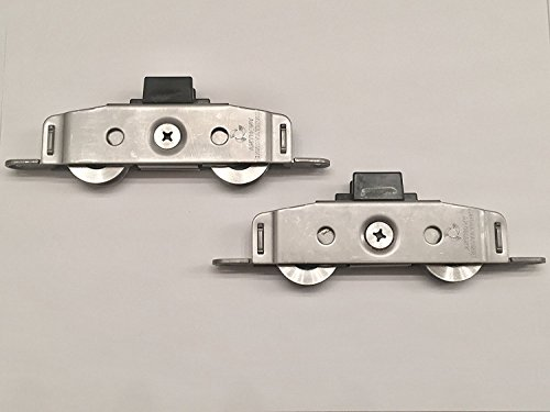 Milgard Tuscany & Classic Series (Standard/Narrow Rail) Sliding Patio Door Wheels, Sold As A ()