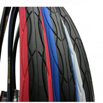 Mountain High Inch Blue Bald Tyre 26 Quality Colored 5 1 x Kenda Bike Tire HHTwBEqZ