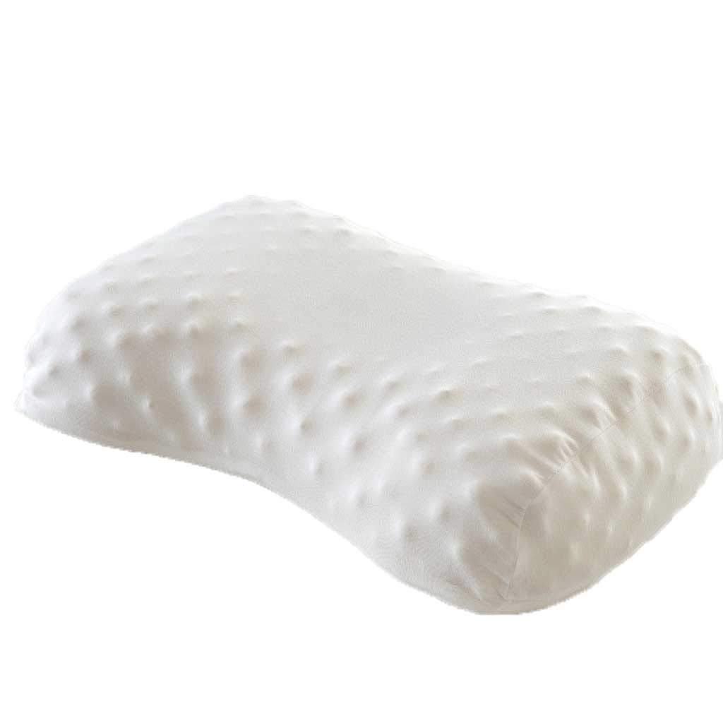 STUNNERWEN Pillows for Sleeping Latxe Like Foam Pillow, Contour Pillows Orthopedic Pillows for Neck Support Pain Relief with Washable Breathable Cover (color : B)