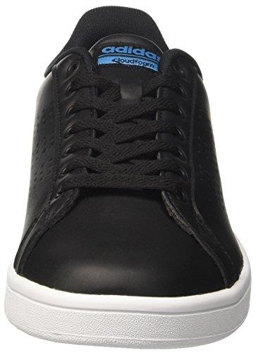 Adidas Mænd Cloudfoam Fordel Sneaker Sort (negbas / Negbas / Azusol) kxcxsardBb