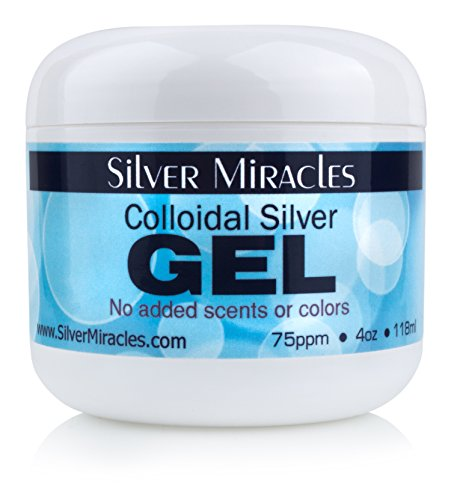 Colloidal Silver Gel - 4oz