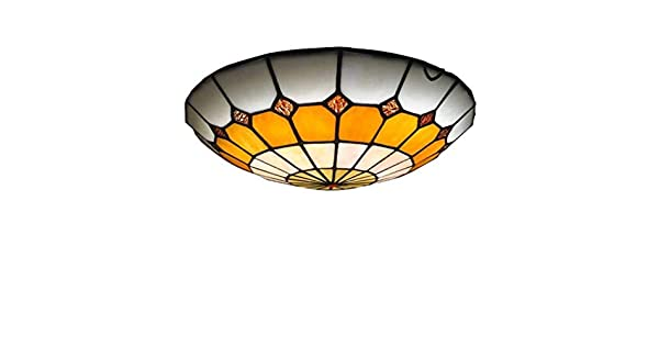 Amazon.com: Casa Padrino - Lámpara de salón de Plafond (15.7 ...