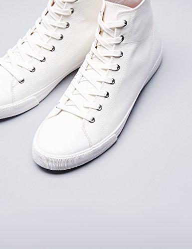 Find Uomo Sneaker Alte Bianco Baseball Da white fwFfrOq