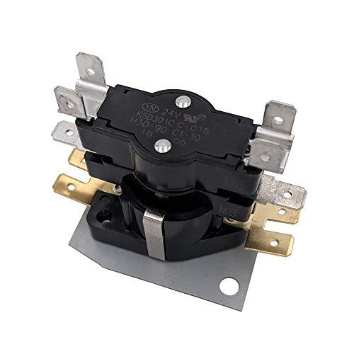 Supplying Demand 104 Furnace Heat Sequencer 1DPST 24 Volt On 30-90 Off 1-30