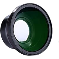 New 0.43x High Definition Wide Angle Conversion Lens For Panasonic Lumix DMC-FZ200 & DMC-FZ300