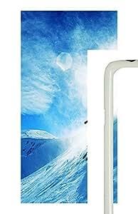 Samsung Galaxy S5 Ski PC Custom Samsung Galaxy S5 Case Cover White by icecream design