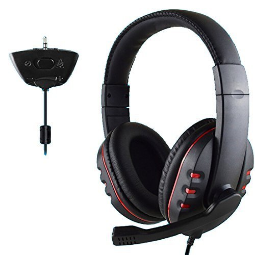 Hot Sale xbox 360 Gaming Game Stereo Dual Headphones Earphone PC Laptop Gaming Headset with mic microphone