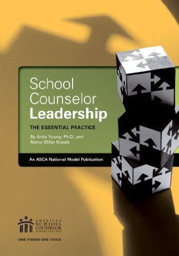 School Counselor Leadership