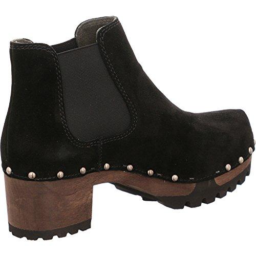 black S3358 black 06 Softclox Boots Women's ISZwxRnqA
