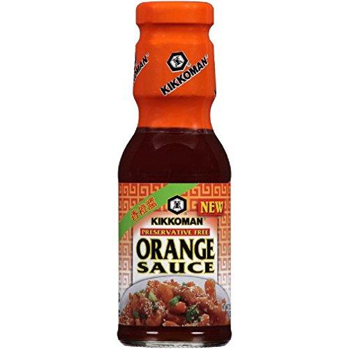 (Kikkoman Orange Sauce, 12.5 Ounce (Pack of 6))