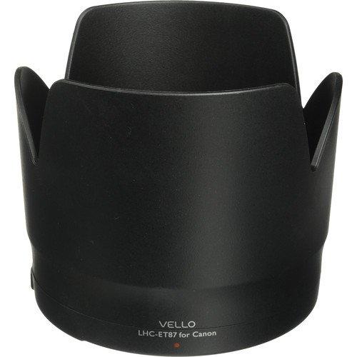 Vello専用レンズフードet - 87 ( 6パック)   B01LZTFVQ3