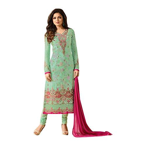 costume misura Indiano 892 etnico vestito su tradizionale lungo culturale salwar pakistano designer abito Madhubala qTxgwIgH